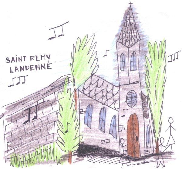 Eglise de Landenne