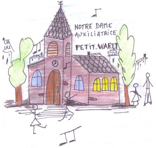 Eglise de Petit-Waret