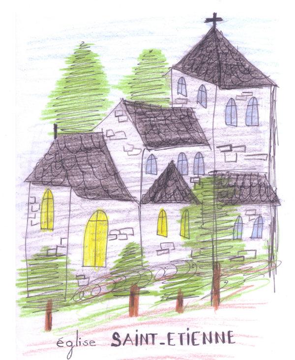 Eglise de Seilles