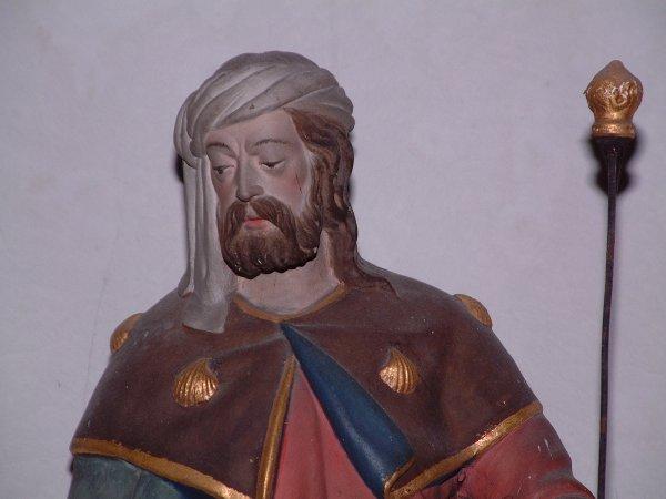 statue re 02 - Saint Roch