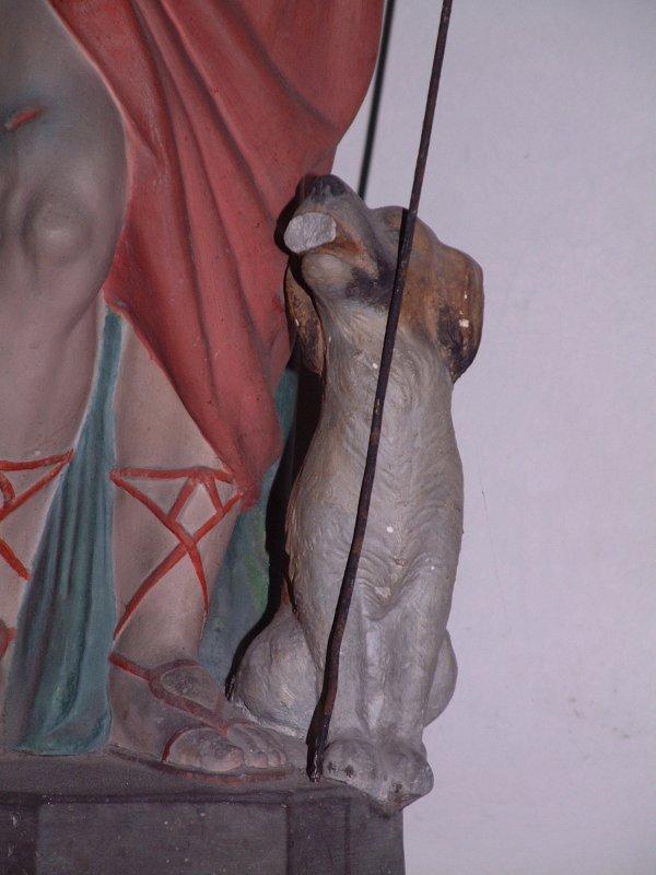 statue re 03 - Saint Roch