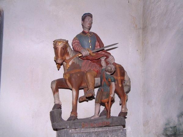 statue re 05 - Saint Martin