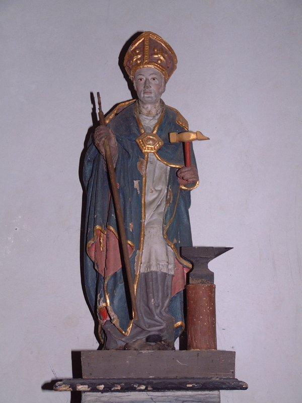 statue re 09 - Saint Eloi
