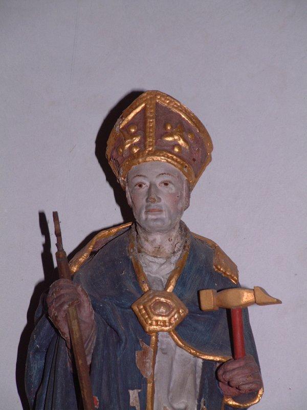 statue re 10 - Saint Eloi