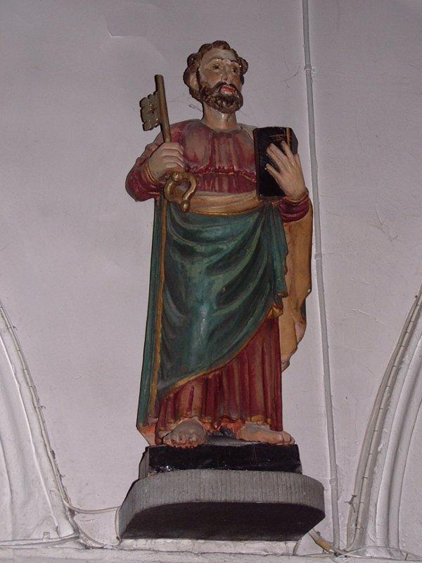 statue se 08 - Saint Pierre