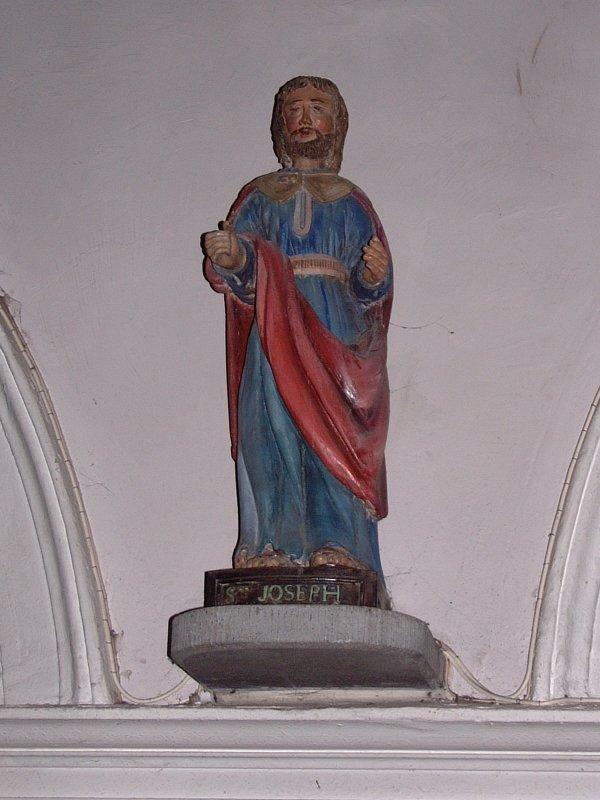 statue se 09 - Saint Joseph